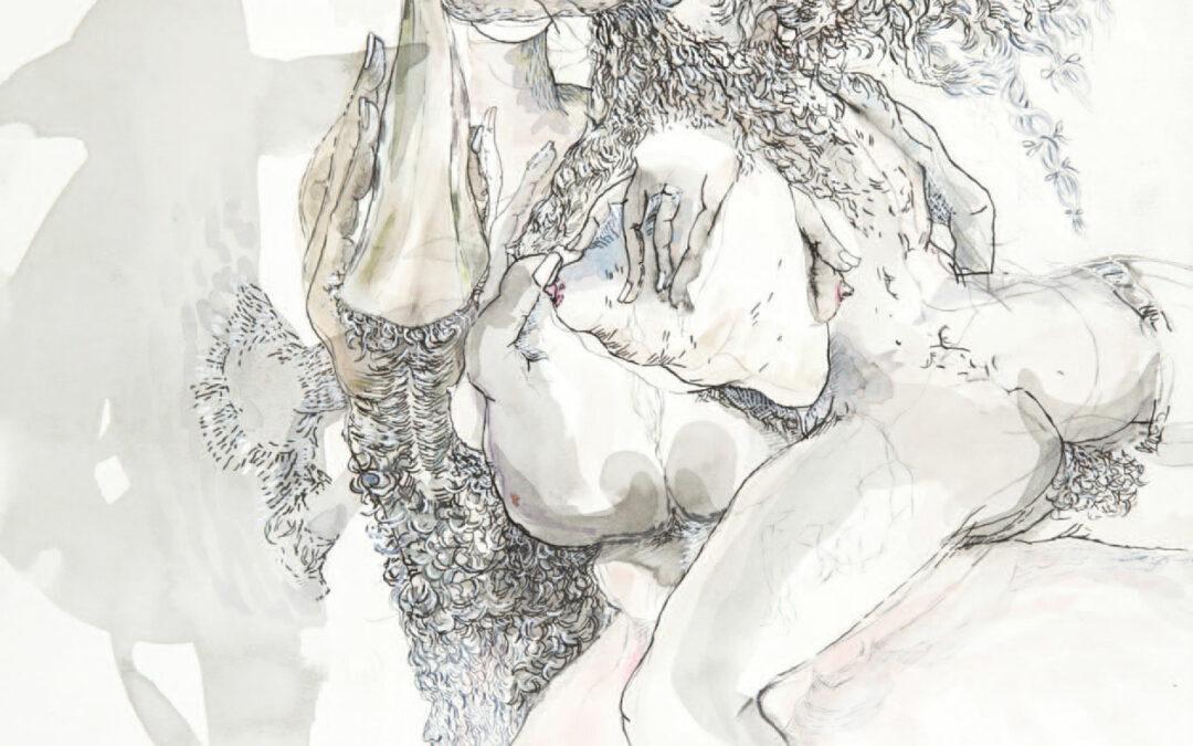 Jean Daive — Nue, dévêtue